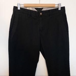 Volcom Men Size 30 Pants Stretch Chino Skater
